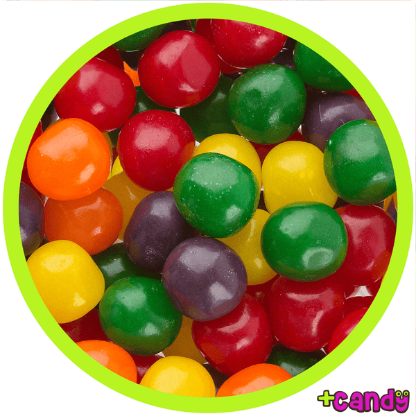 Assorted Fruit Sours [500g]