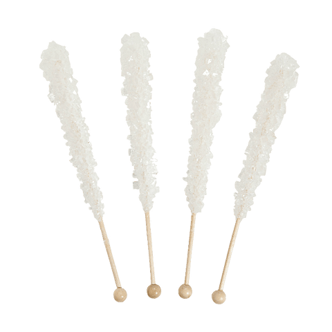 Rock Candy on a Stick - Pure Sugar