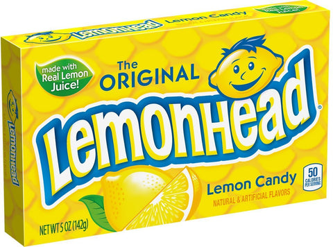 Lemonhead Original Theater Box  [142g]- US