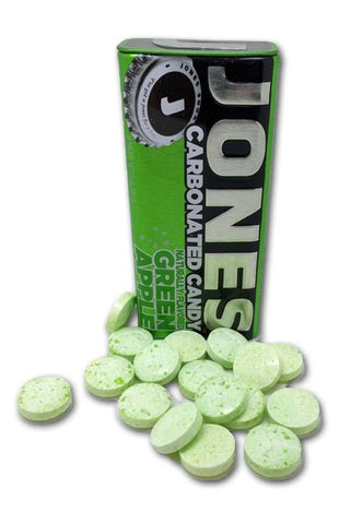 Jones Carbonated Candy - Green Apple