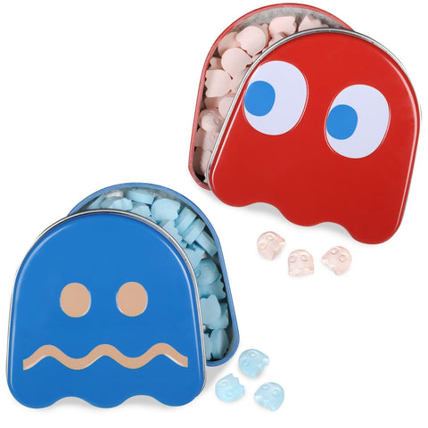 Pac-Man Ghost Sours Candy Tin