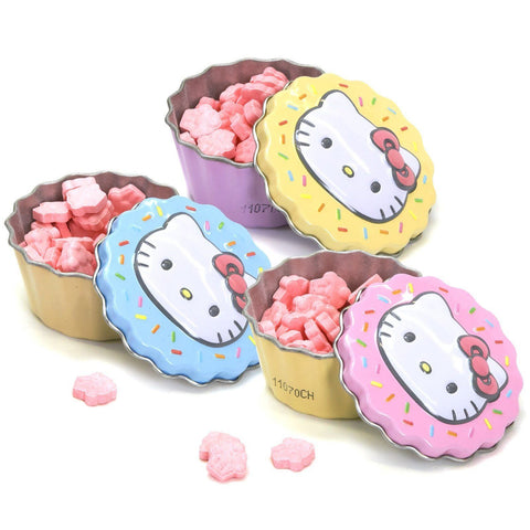 Hello Kitty Cupcakes Tin [22.6g]
