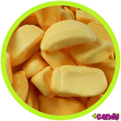 Marshmallow Bananas [500g] - Plus Candy