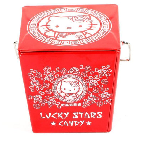 Hello Kitty Lucky Stars Tin [42.5g]