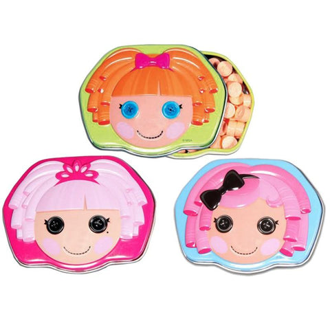 Lalaloopsy Sew-Cute Candy Tin