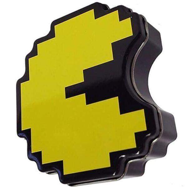 Pac-Man Bonus Fruit Candy Tin