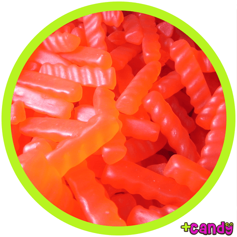Cherry Twists [500g] - Plus Candy