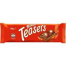 Mars Maltesers Teasers Block [35g] UK