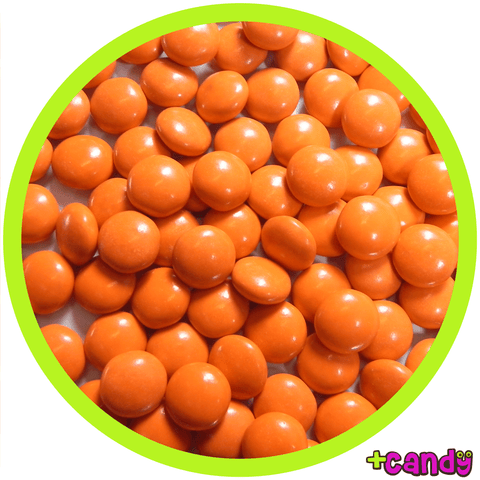 Milk Chocolate Gems Orange [500g]