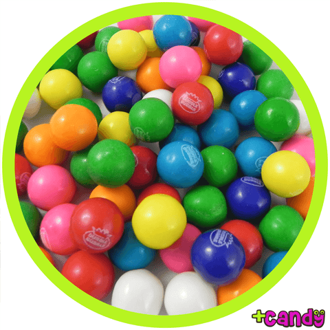 Mini Assorted Bubble Gum Balls [500g]