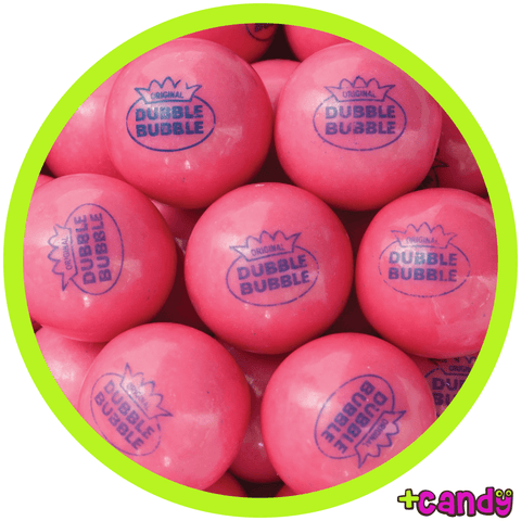 Dubble Bubble Original Pink [500g]