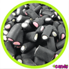 Licorice Fruit Rockies [500g]