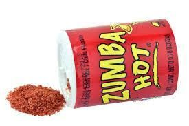 Zumba  Hot  [30g] Mexican