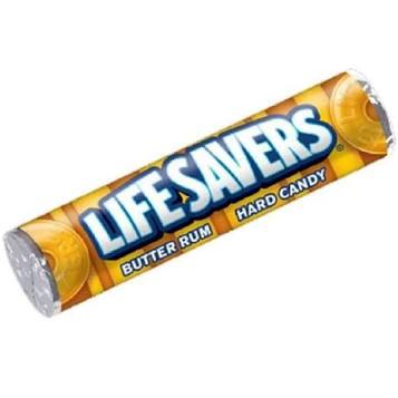 Life Savers - Butter Rum [32g]