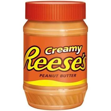 Reese's CREAMY PEANUT BUTTER [400g] US
