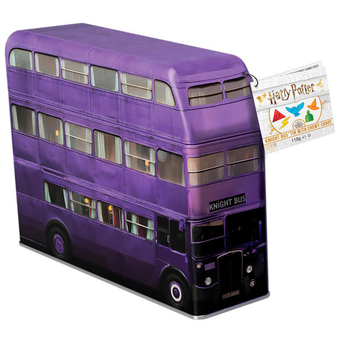 Harry Potter Knight Bus Tin [118g]