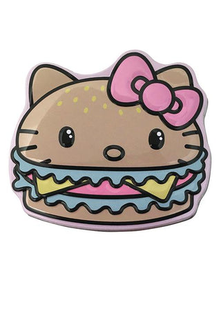 Hello Kitty Yum Yum Burger Tin  [28.3g] - USA