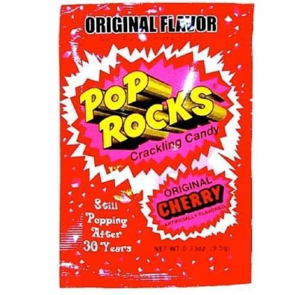 Pop Rocks - Original Cherry