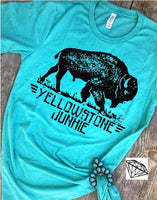 Yellowstone Junkie