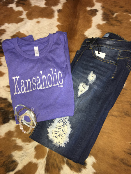 Kansaholic Applique