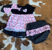 Love Bug 3 Piece Dress