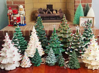 Christmas and Halloween Tree Class