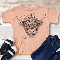 The Highland Toddler Tee