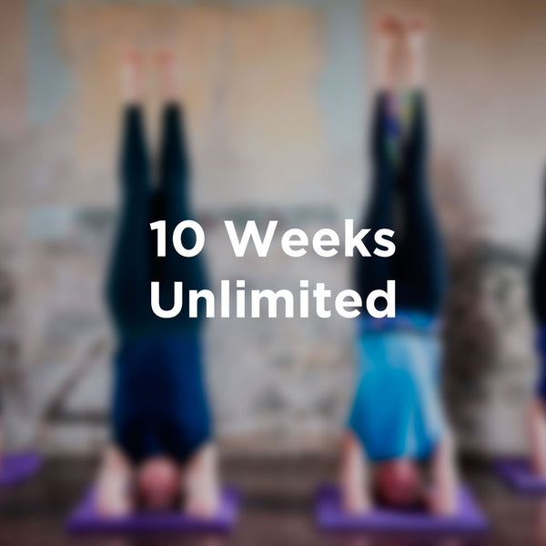 10 weeks Unlimited Membership