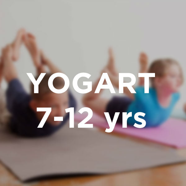 YOGART Children's (7-12 years) Yoga & Art Holiday Workshop Orange NSW