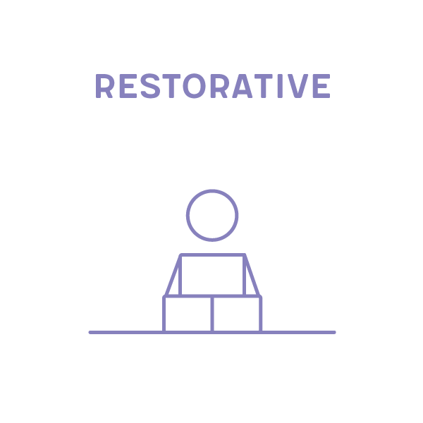 Relax and Restore - Casual Restorative Yoga Class Sunday 27 October 2019