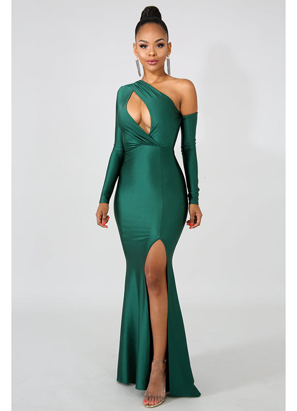 Sasha Slit Dress
