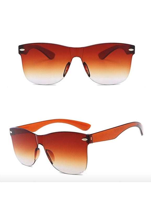 Square Color Frame Sunglasses | Jessica | Not Ur Avg Chic Boutique