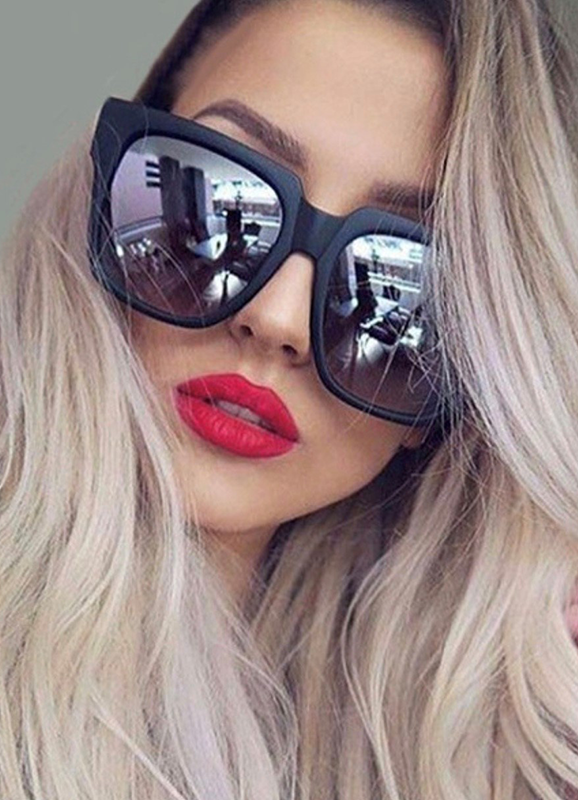 Mirror Len Sunglasses | Kimmy | Not Ur Avg Chic Boutique