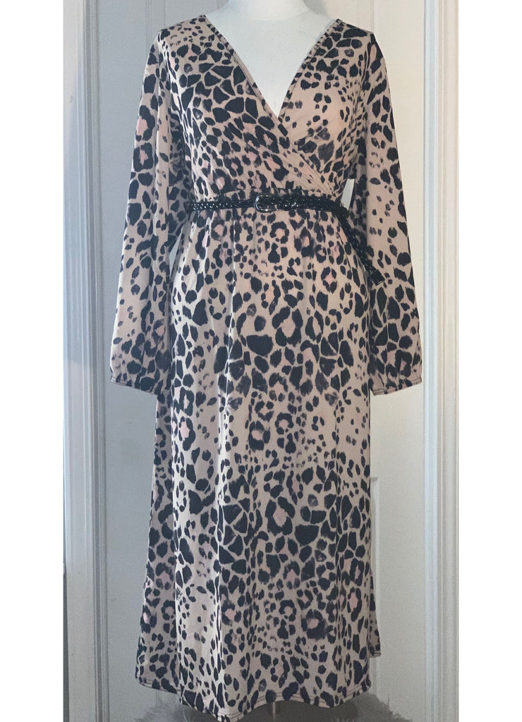 Leopard Dress Size: 14