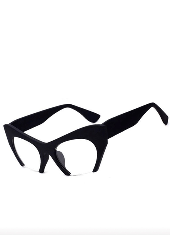 Cat Eye Glasses - Black  | Mariah | Not Ur Avg Chic Boutique