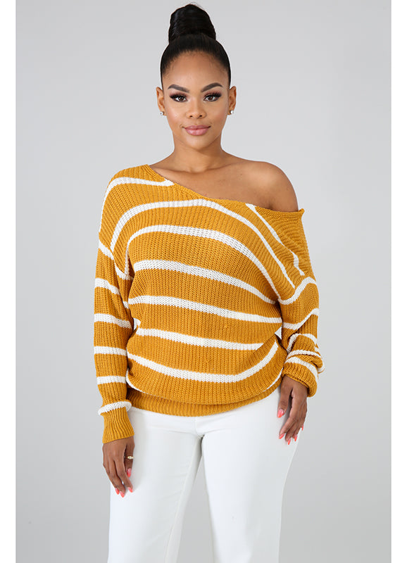 Sevyn Twist Back Sweater  Not Ur Avg Chic Boutique
