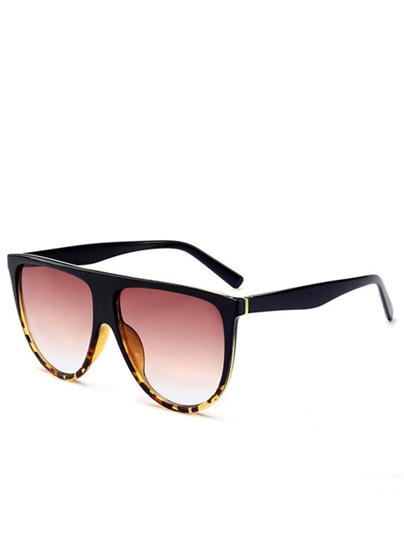 Flat Top Leopard Printed Sunglasses | Tammy | Not Ur Avg Chic Boutique