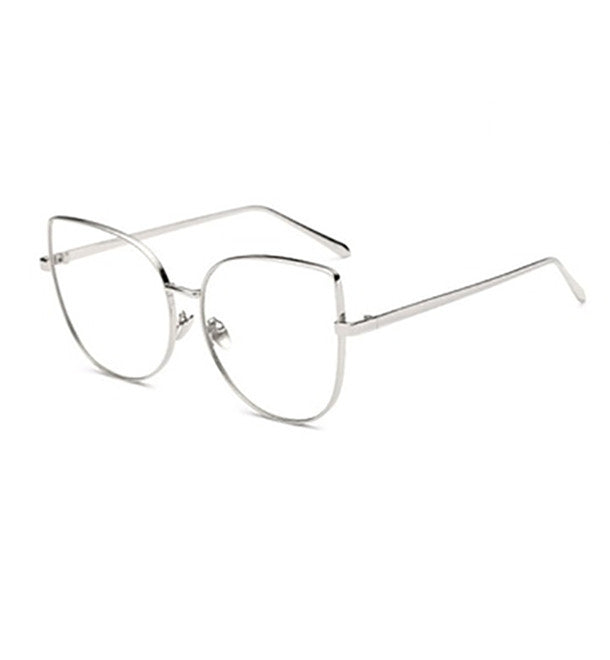 Vanessa Vintage Cat Eye Glasses.