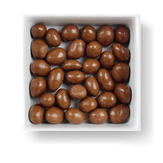 BELGIAN MILK CHOCOLATE PEANUTS