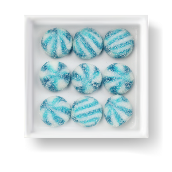 FAT FREE SOUR BLUE RASPBERRY SWIRLS