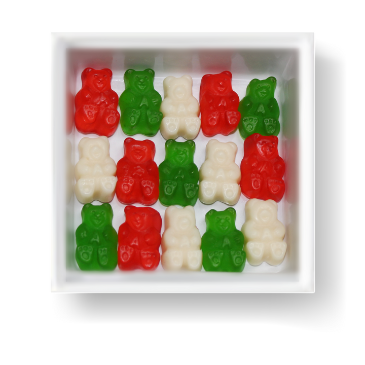 CHRISTMAS GUMMY BEARS