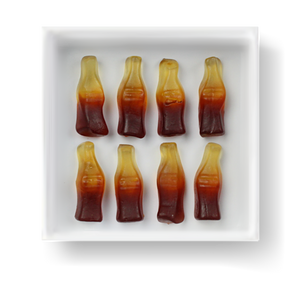 HALAL COLA GUMMY BOTTLES CANDY