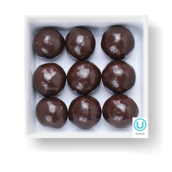 ESPRSESSO DARK CHOCOLATE MALT BALLS - Candy Fix