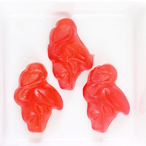 GUMMY FLAMINGOS