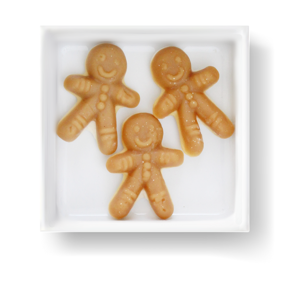 GUMMY GINGERBREAD MEN - Candy Fix