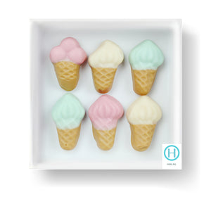GUMMY ICE CREAM - Candy Fix