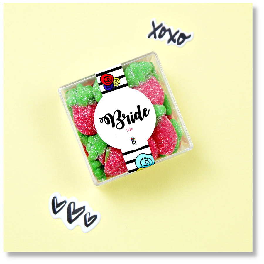 BRIDE TO BE - 2 CUBES - Candy Fix