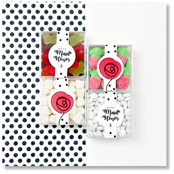 MAID OF HONOR - 4 CUBES - Candy Fix