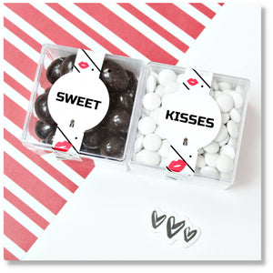 SWEET KISSES - 2 CUBES - Candy Fix