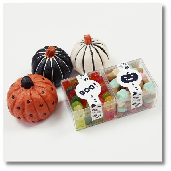 HAPPY HALLOWEEN - 2 CUBES - Candy Fix